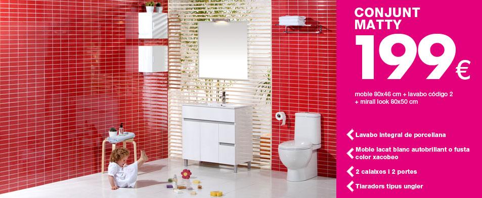 Mueble De Baño Xacobeo:Matty, la nueva serie de muebles de Vina GRUP GAMMA